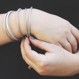 Aluminium Bangle Set - The Fair Trader