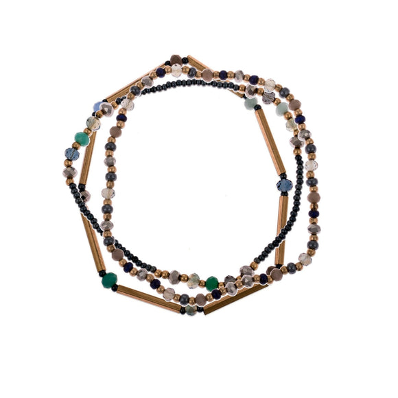 Esha Bracelet - Set of 3 - The Fair Trader