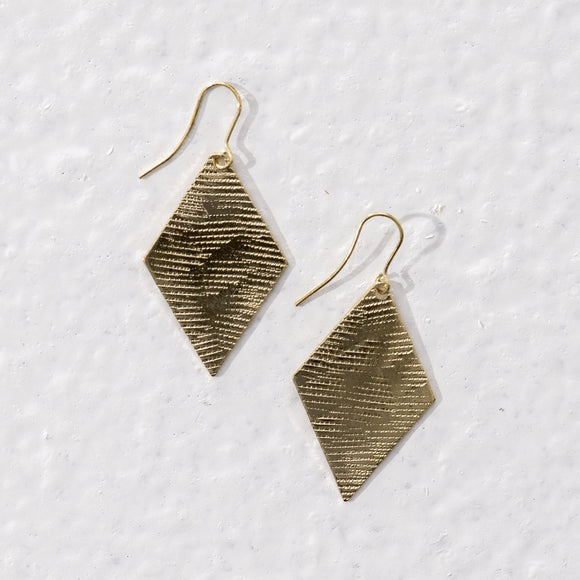 Heera Earrings - The Fair Trader