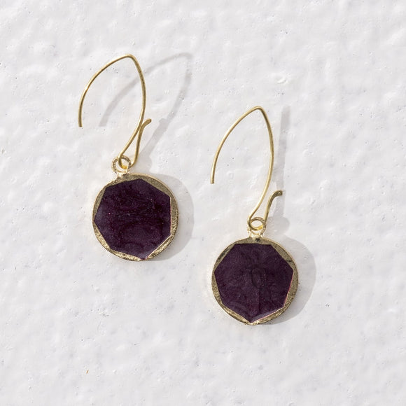 Ramya Reversible Earrings - The Fair Trader