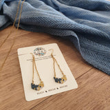 1000 Shattered Pieces Earrings - The Fair Trader