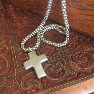 Cross of Redemption Necklace