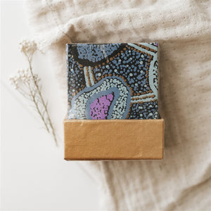 Indigenous Art Mini Journals - Set of 3 - Marks, Nampijnpa & Patterson - The Fair Trader
