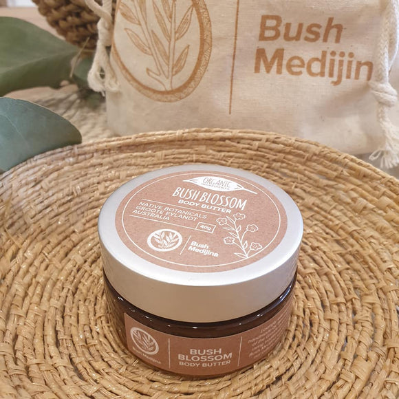 Bush Blossom Body Butter 40ml - The Fair Trader