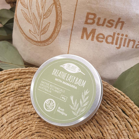 Breathe Easy Balm with Mamarra - The Fair Trader
