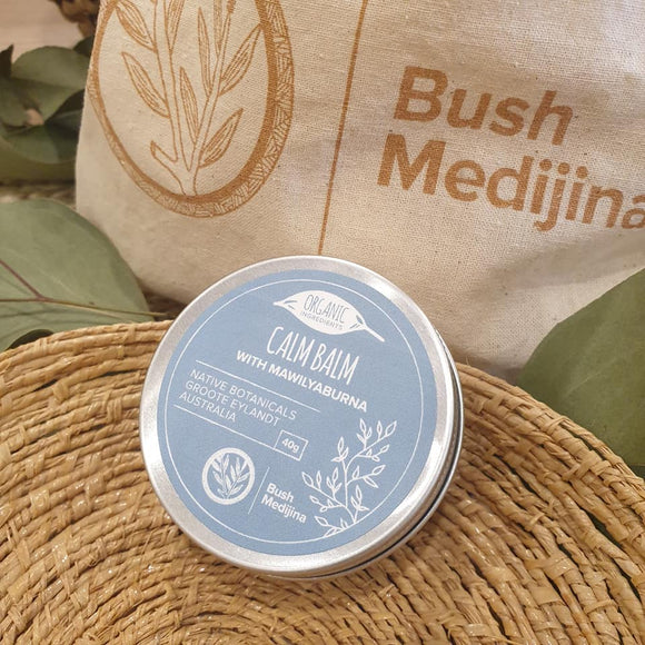 Calm Balm with Mawilyaburna - The Fair Trader
