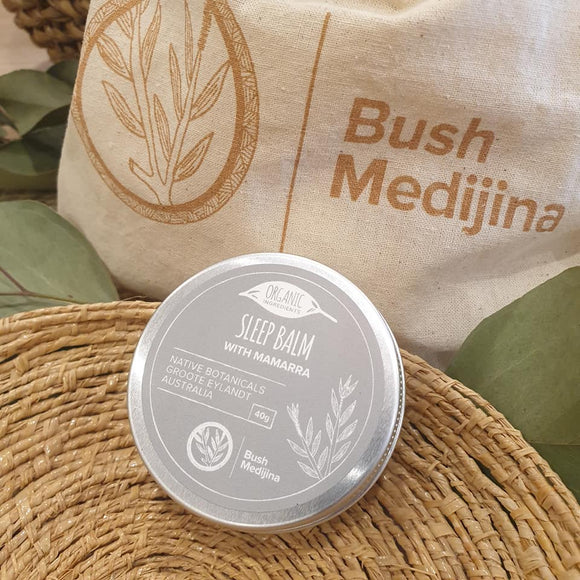 Sleep Balm with Mamarra - The Fair Trader