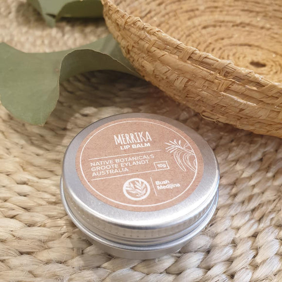 Merrika Lip Balm 10g - The Fair Trader
