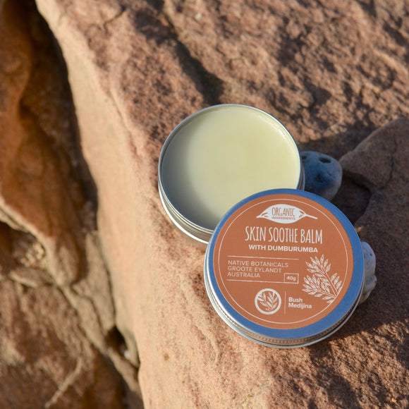 Skin Soothe Balm with Dumburumba - The Fair Trader