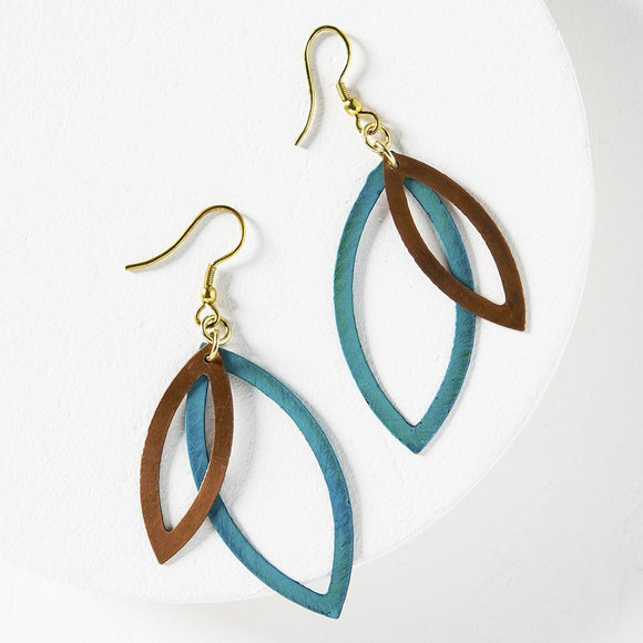 Free Bird Vitana Earrings - The Fair Trader