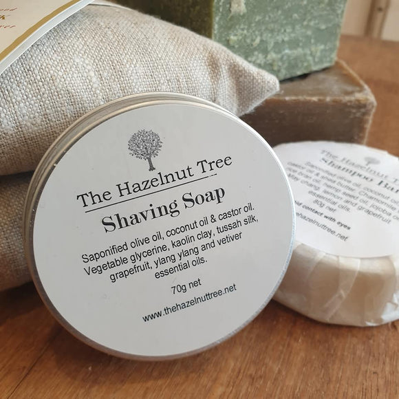 Shaving Soap 70g - The Fair Trader