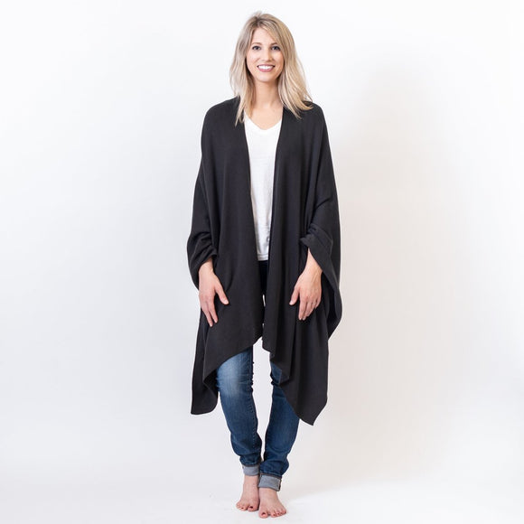 Organic Cotton Travel Wrap - The Fair Trader