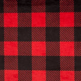 Buffalo Check Scarlet
