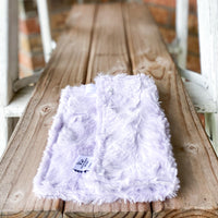 RTS Lavender Hide Double Luxe Loveys