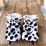 New Avalynn Minky Booties