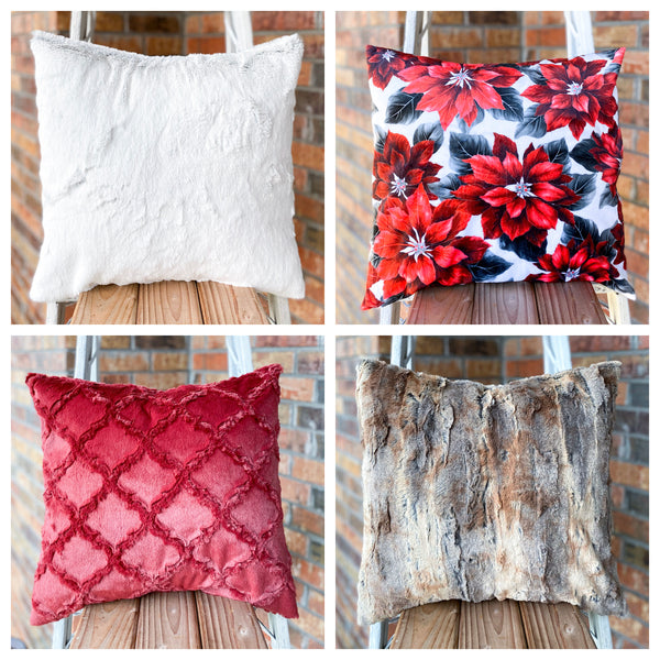 RTS 18x18 Pillow Covers