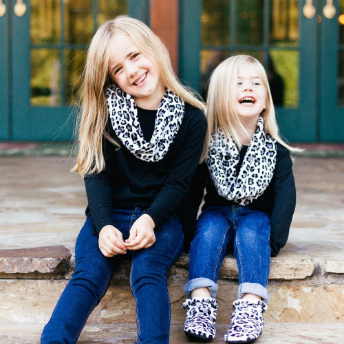 RTS Toddler & Kids Infinity Scarves