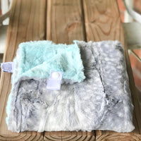 RTS Silver Fawn Double Luxe Lovey