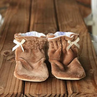 Imperfect RTS Lindsey Minky Booties
