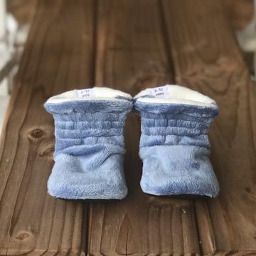 Toddler - Sebastian Minky Booties