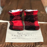 Women's / Youth Emory Minky Booties
