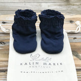 Parker Cotton Knit Booties