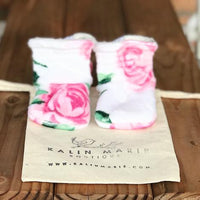 Toddler - Norma Jean Minky Booties