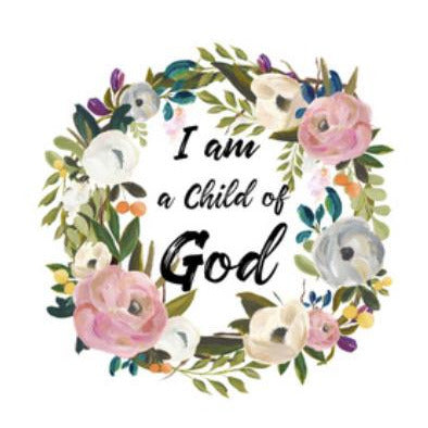 Child of God White