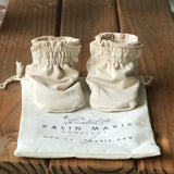Charley Cotton Knit Booties
