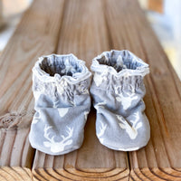 Braydon Cotton Knit Booties