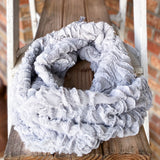 RTS X-Large Minky Adult Infinity Scarves