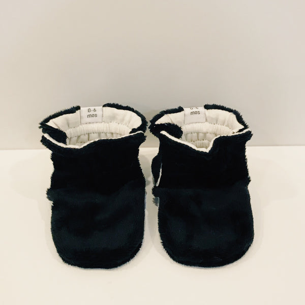 Imperfect RTS Taylor Minky Booties