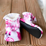 Toddler - Limited Edition Love Me Minky Booties