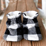 Women's / Youth Ember Minky Booties