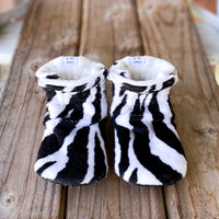 Toddler - Emily Minky Booties