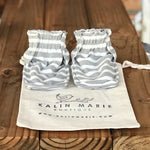 Crew Cotton Knit Baby Booties