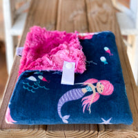 RTS Splash Luxe Snuggle Lovey
