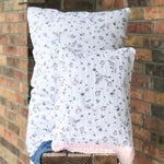 Luxe Cuddle Muslin Pillowcase Custom Order