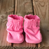 NEW! Joy Cotton Knit Booties
