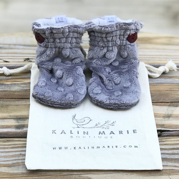 Women's / Youth Jack Minky Booties