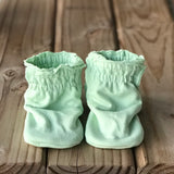 NEW! Ryland Cotton Knit Booties