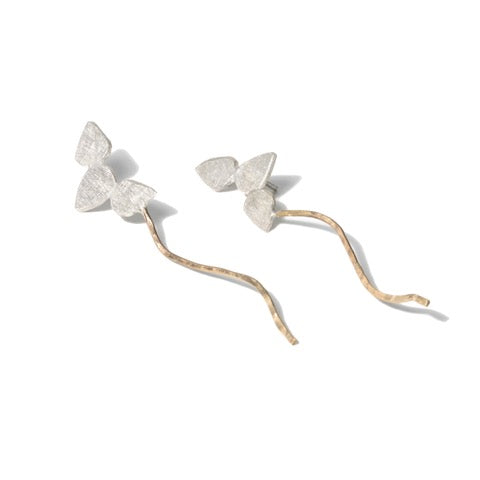 Petal Stem Earrings