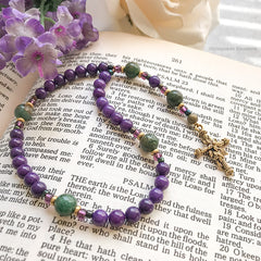 Unspoken Elements Christian Prayer Beads