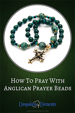 Pray The Anglican Rosary Guide