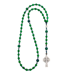 5-Decade Celtic Rosary by Unspoken Elements