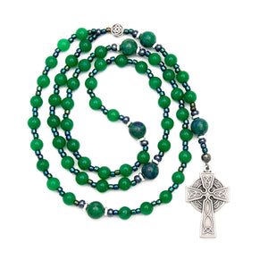 Unspoken Elements Celtic Rosary