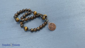 Labyrinth Prayer Beads by Unspoken Elements
