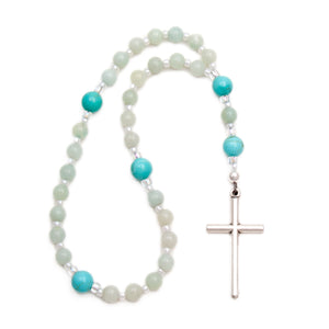 Amazonite Anglican Prayer Beads
