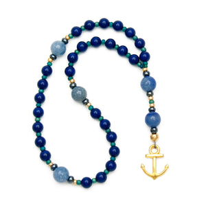 Hebrews 6:19 Anchor for the Soul Christian Prayer Beads by Unspoken Elements
