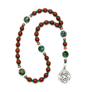 Celtic Knot Anglican Prayer Beads by Unspoken Elements